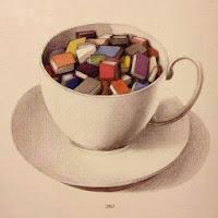 Resultado de imagen de libro y café
