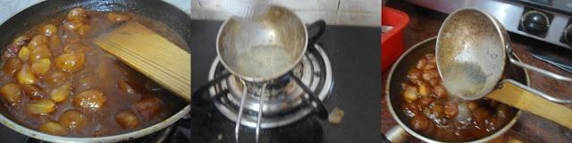 Small Onion/Shallots Pickle   Chinna Vengayam Thokku