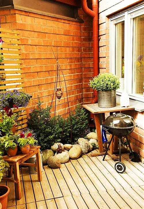 interior design trends 2017 - mini garden