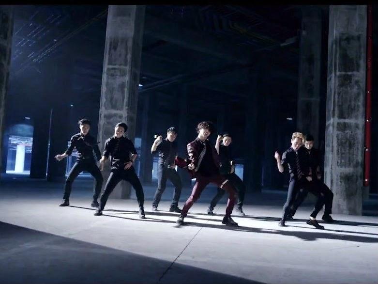 Taemin Danger Choreography