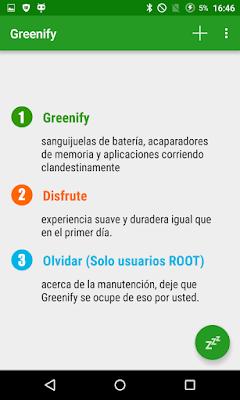 Descargar e instalar Greenify
