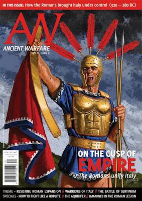Ancient Warfare XI-2, Jun-Jul 2017