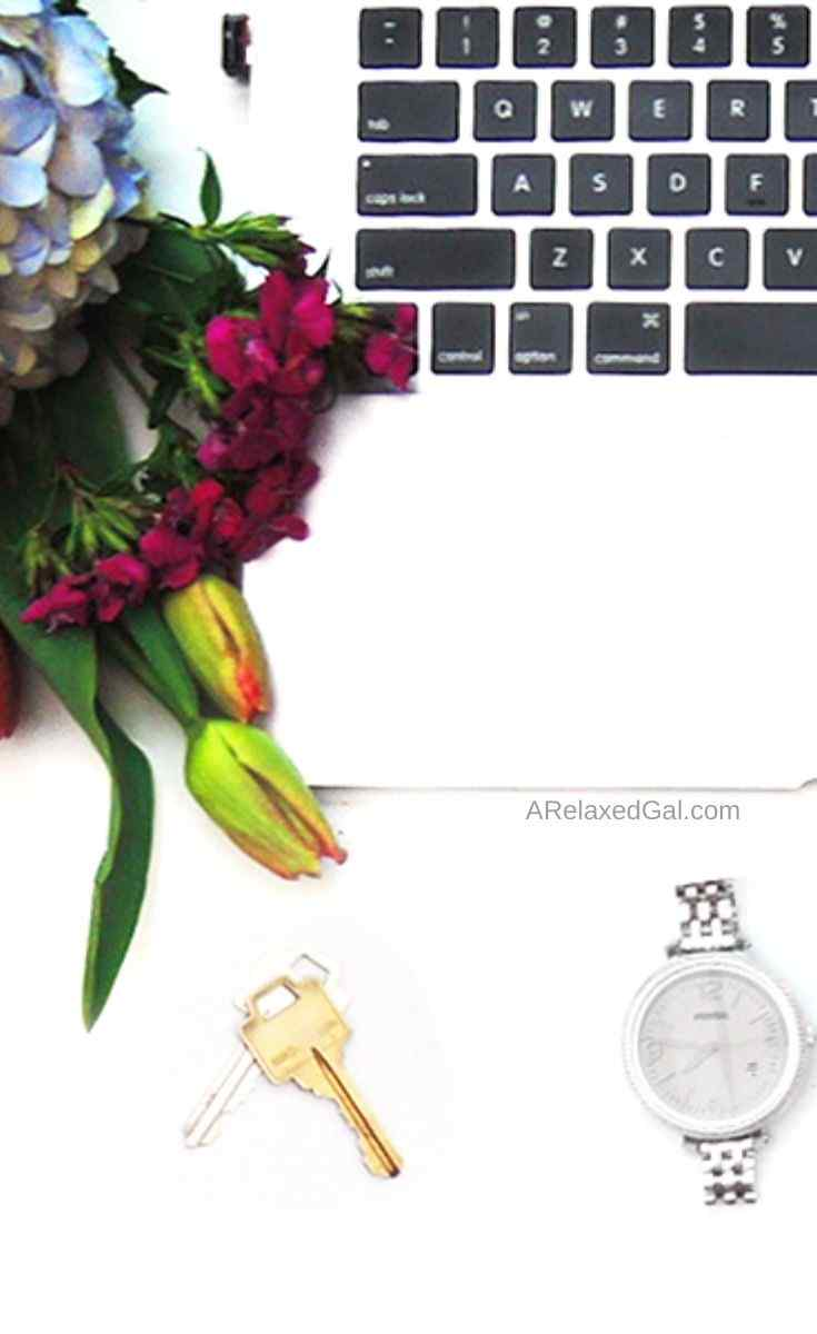 Spring Cleaning Tips For Bloggers | A Relaxed Gal