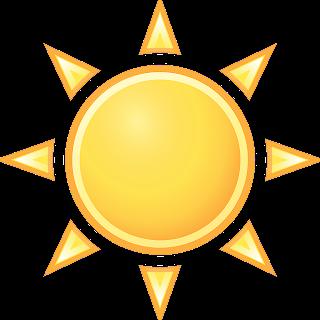 Bild - Sonnenschein
