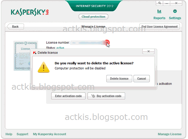 how to activate kaspersky antivirus 2012 with key file