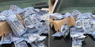 السعودية القبض على وافد بحوزته مليون و700 ألف ريال مزورة .. وصحيفة تكشف مصيره وجنسيته