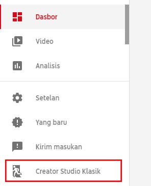 Menambahkan Custom Thumbnail di Youtube