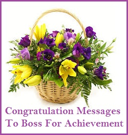 Heartiest congratulations messages promotional giveaways
