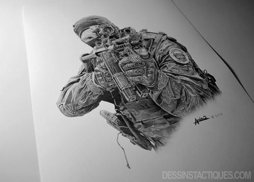 Dessinstactiques blog dessinstactiques illustration - Gendarme dessin ...