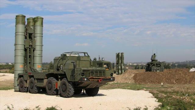 ¿S-400 de Rusia pararían los misiles Tomahawk de EEUU en Siria?