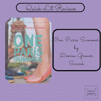 One Paris Summer a quick review on Reading List