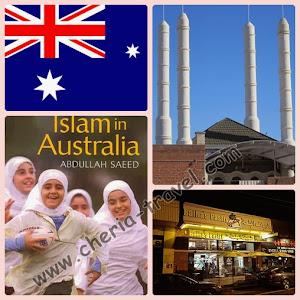 Info Wisata Muslim Australia