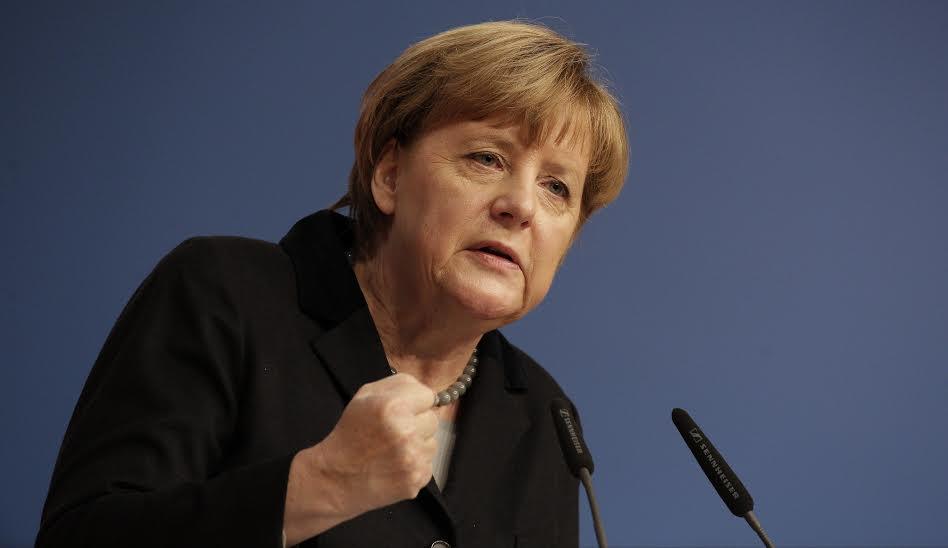 梅克爾(Angela Merkel)透過發言人表示,德國「不支持」川普的決定,因為耶路撒冷的地位在談判「兩國方案」時才能決定。