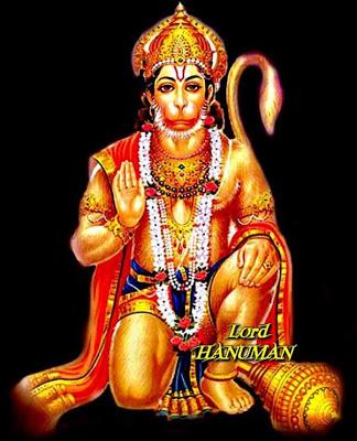 Names of Lord Hanuman