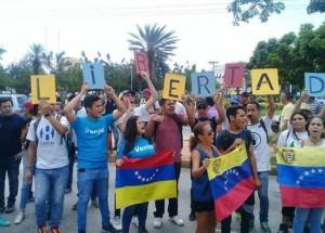 Luis Tarbay: El ímpetu y coraje de nuestros jóvenes siguen siendo la esperanza hacia la libertad