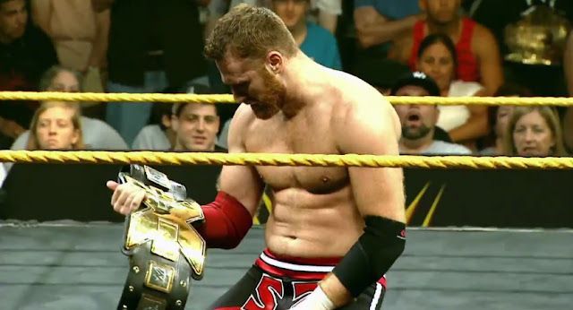 Sami Zayn WWE NXT Championship Full Sail University Takeover R Evolution