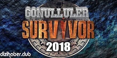 Survivor, Yarışma Programları, Survivor 2018 Gönüllüler, Survivor 2018 Gönüllüler Kimler, Survivor 2018 Gönüllüler Kim, Survivor 2018 Gönüllüler Takımı,