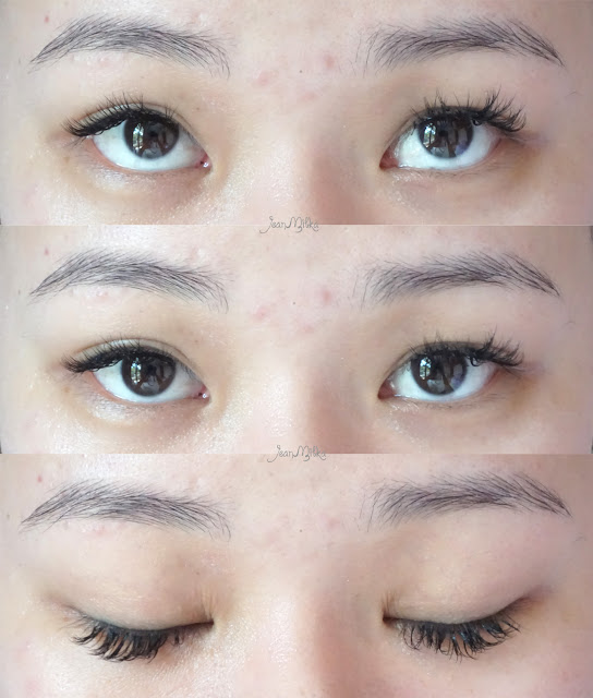 Tokyo Belle, Eyelash Extension, salon, jakarta, before after