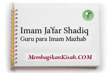 Kisah Tentang Ucapan Imam al-Shadiq kepada Seorang Ateis