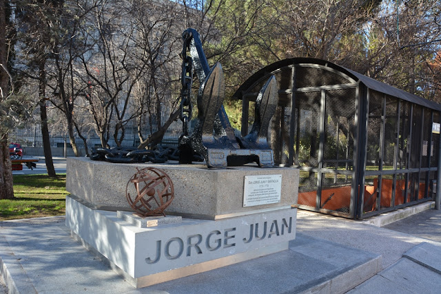 Plaza Colon Madrid Jorge Juan