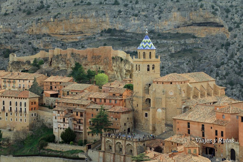 Catedral de Albarracín, Teruel