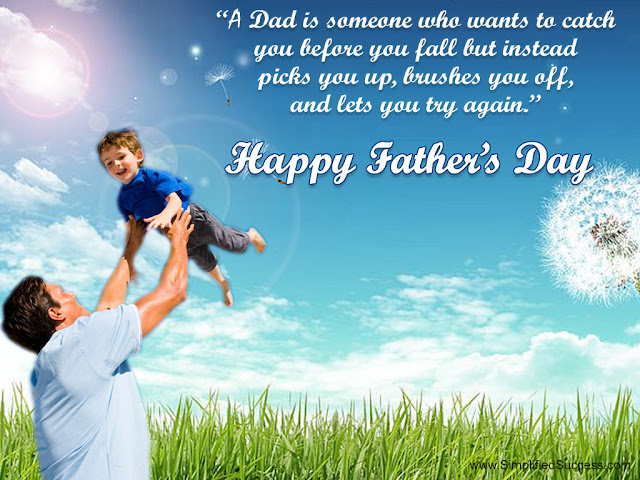 Fathers Day 2017 Images Wallpapers SMS Quotes Wishes & Message From Son And Daughter
