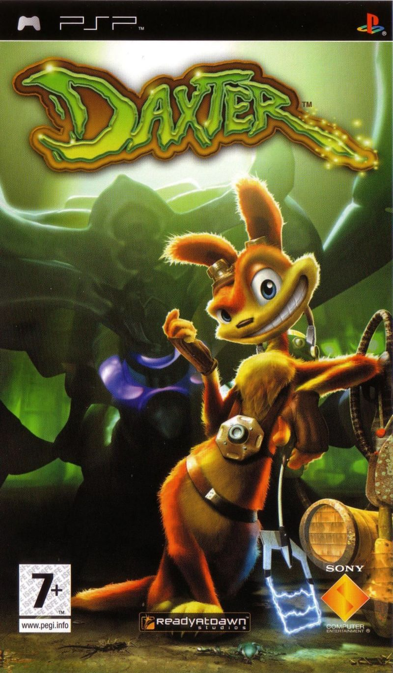 Daxter - PSP - ISO Download