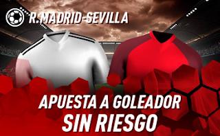 sportium Promo Real Madrid vs Sevilla 19 enero 2019