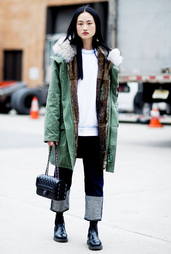 Dressing up in Winter: Few Tricks to Looks Classy
