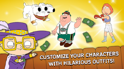 Family Guy The Quest For Stuff v 1.77 [MOD] Apk Free Download
