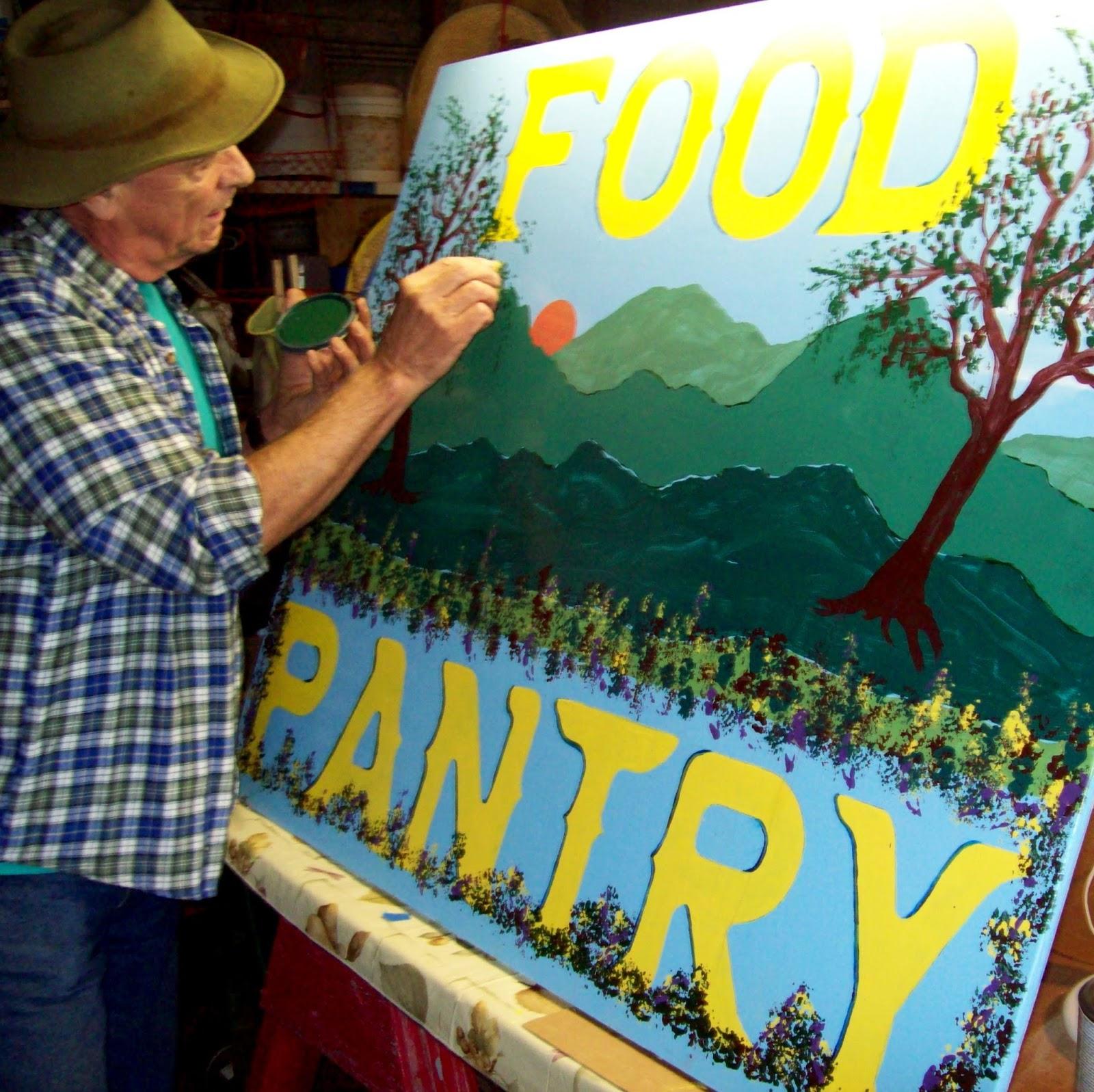 Food Pantry Southern Oregon