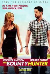 The Bounty Hunter Hindi Dubbed 2010 Dual Audio 300mb BRRIp 480p