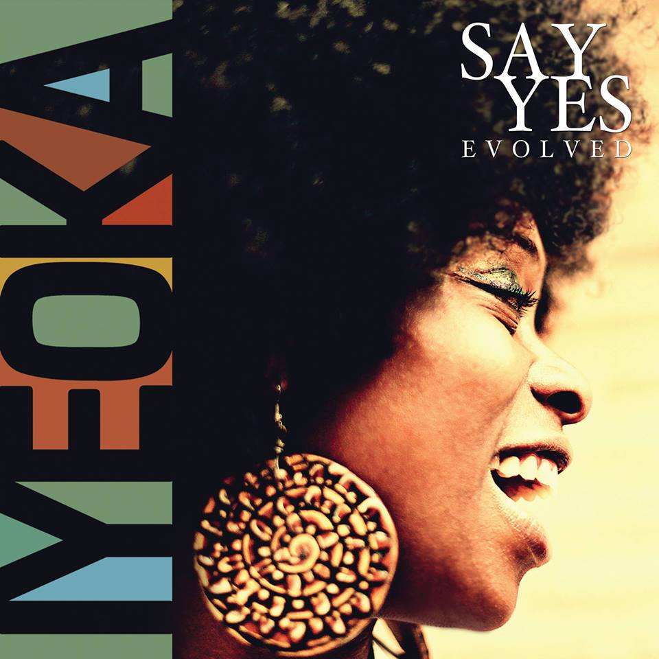 Recordmania Iyeoka Say Yes Evolved 2014