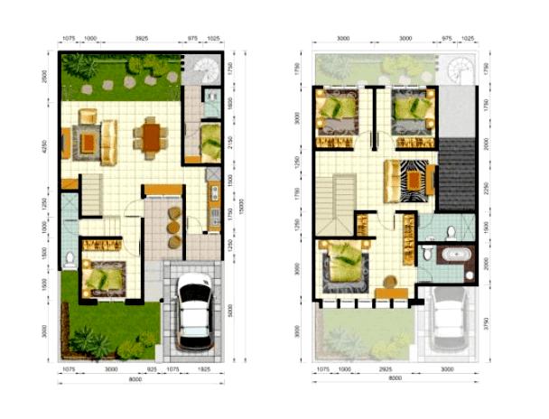 06 Desain Rumah Minimalis 3 Kamar