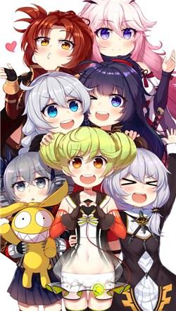 Truyện tranh Honkai Impact 3rd 4koma