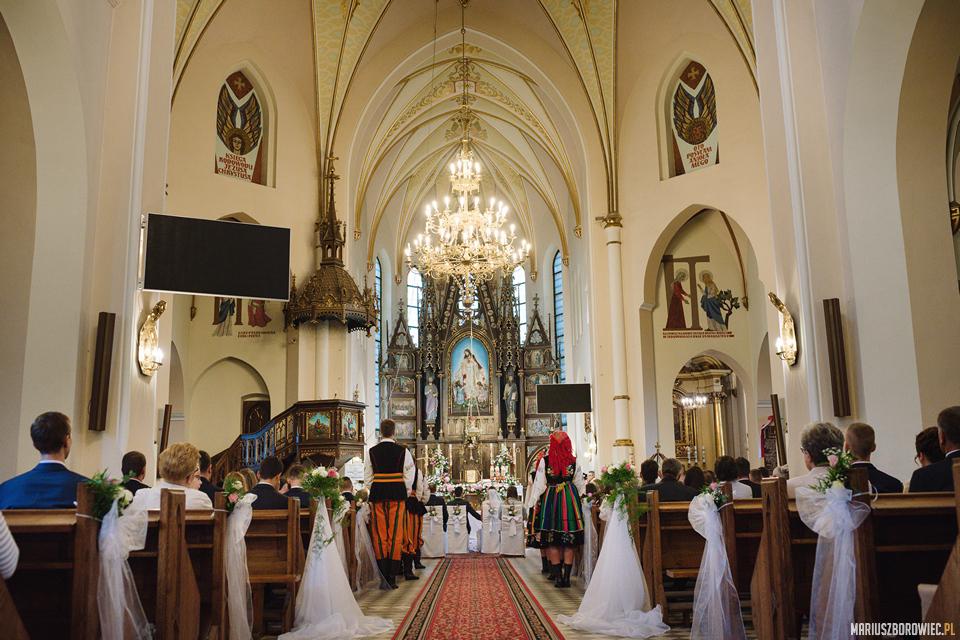 kościół Jadowniki