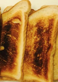 www.letmesay.in image showing over-roasted toast