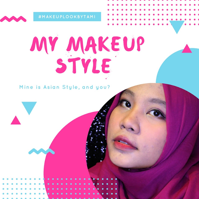 MY MAKEUP STYLE: ASIAN TEAM!!