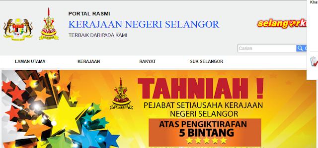 Rasmi - Jawatan Kosong Pentadbiran Kerajaan Negeri Selangor 2019