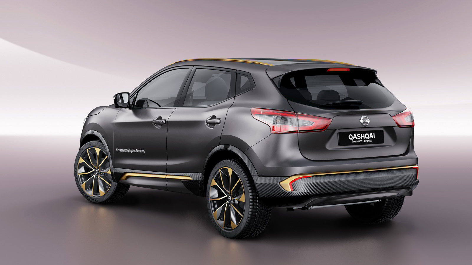 Nissan To Launch Semi-Autonomous Qashqai Crossover Next Year
