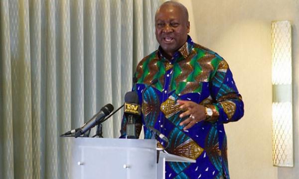 Election observer Mahama leaves for Sierra Leone