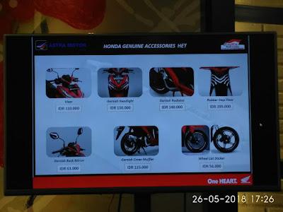 Harga All New Honda Vario 150 dan 125 CC 2018