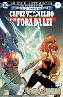 DC Renascimento: Capuz Vermelho e os Foras da Lei #9
