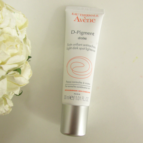 Eau Thermale Avène D-Pigment Légère - Light Dark Spot Lightener - Review