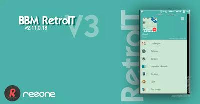 BBM MOD RETROIT V2.11.0.18