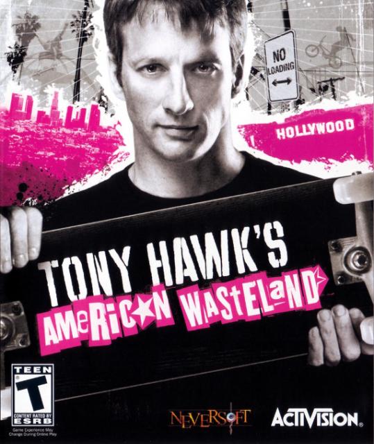 Tony Hawk American Wasteland PC Full Descargar