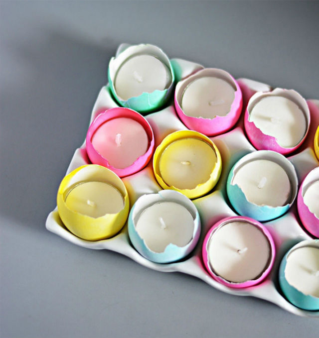 5 formas creativas de reciclar cáscaras de huevo