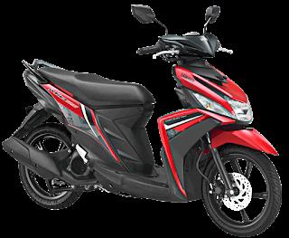 Price List Kredit Motor Yamaha Mio M3 Blucore 125 FI