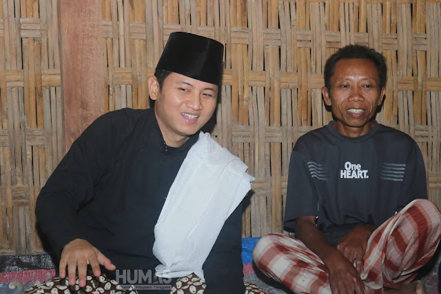 Safari Ramadhan di Kecamatan Munjungan, Gus Ipin Sempatkan Menginap di Rumah Warga