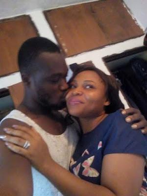 Nigerian couple spend honeymoon in the village